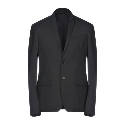 パトリツィア ペペ PATRIZIA PEPE テーラードジャケット ブラック 48 64% ポリエステル 34% レーヨン 2% ポリウレタン テ