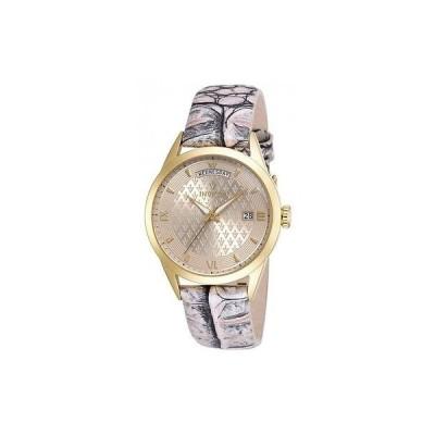 腕時計 インヴィクタ レディース Invicta18473 ビンテージ スイス Beige Textuレッド ダイヤル レザー 腕時計