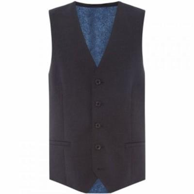 サイモン カーター Simon Carter メンズ スーツ・ジャケット アウター Intrepid Tailored Twill Jacket Grey Black