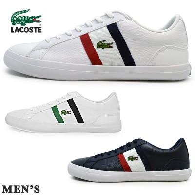 LACOSTE ラコステ   CMA0045 394 042 7A2  LEROND 119 3 ルロン 119 3  メンズ スニーカー ローカット レースアップシューズ 紐靴 運動靴 ランニング