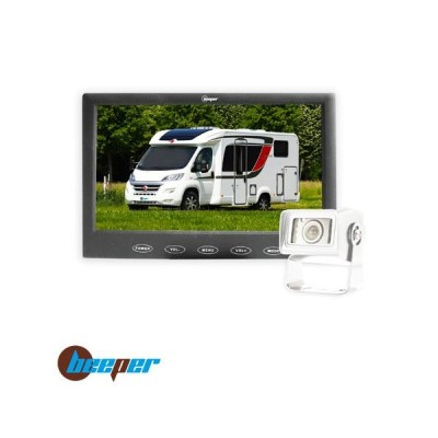 BEEPER RWEC110X-N Rear View Camera High Definition Display 7inch, Cam〓ra Blanche, Norme 並行輸入品