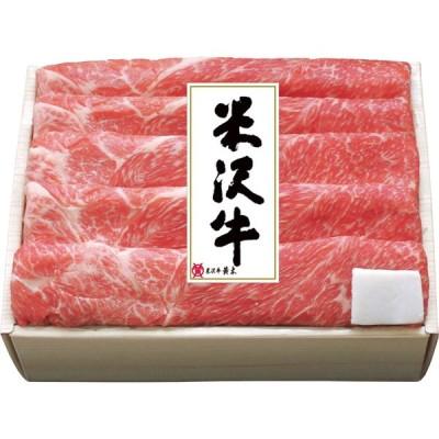 お歳暮 米沢牛黄木 米沢牛肩すき焼用 YKS80 肉ギフト