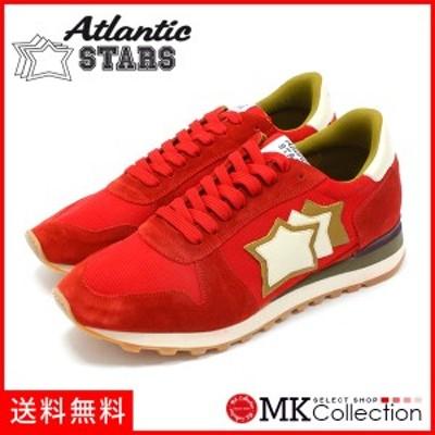 アトランティックスターズ スニーカー メンズ ATLANTIC STARS Sneakers アルゴ レッド ARGO RFS-NY-APSBO ROSSO