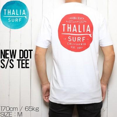 [クリックポスト対応] THALIA SURF タリアサーフ NEW DOT S/S TEE 半袖Tシャツ