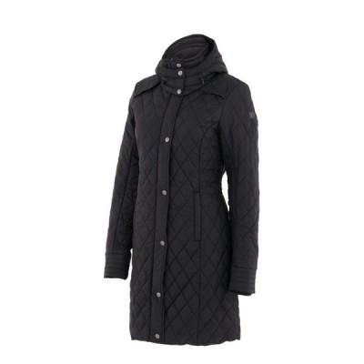 ウエスタン カウボーイ コート ジャケット アウター 防寒 海外有名ブランド Noble Outfitters Coat レディース Warmup Quilted Outerwear Hood 28510