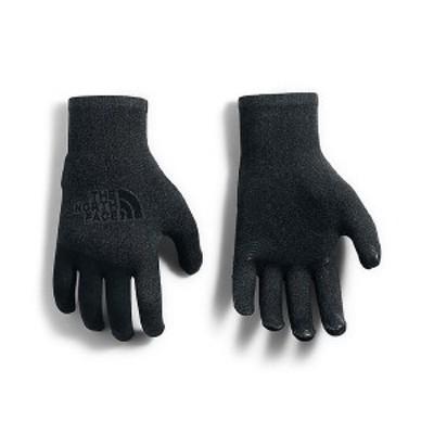 (取寄)ノースフェイス メンズ エティップ ニット グローブ The North Face Men's Etip Knit Glove TNF Black