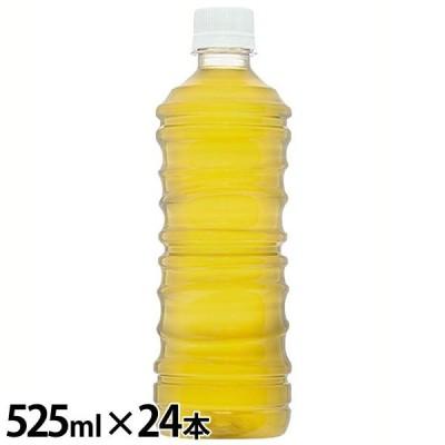 綾鷹 24本 ラベルレス 525ml お茶 ペットボトル 安い コカ・コーラ(代引不可)(TD)