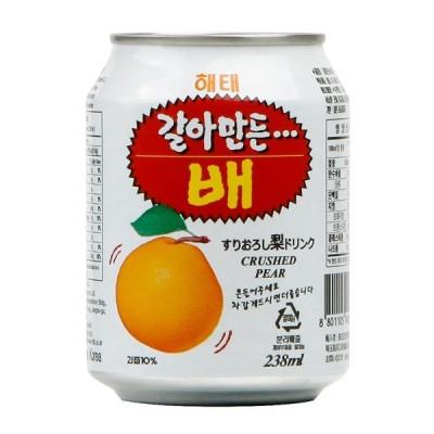 梨ジュース238ml(缶)/韓国ドリンク/韓国飲料水