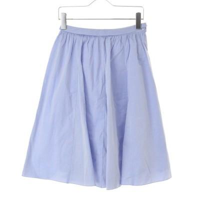 【期間限定値下げ】IENA SLOBE / イエナスローブ 17SS コットンカラーミディスカート スカート