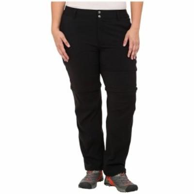 コロンビア Columbia レディース ボトムス・パンツ 大きいサイズ Plus Size Saturday Trail(TM) II Convertible Pant Black