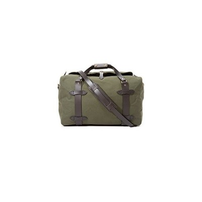 Filson Men's Medium Duffel Bag, Otter Green, One Size 並行輸入品
