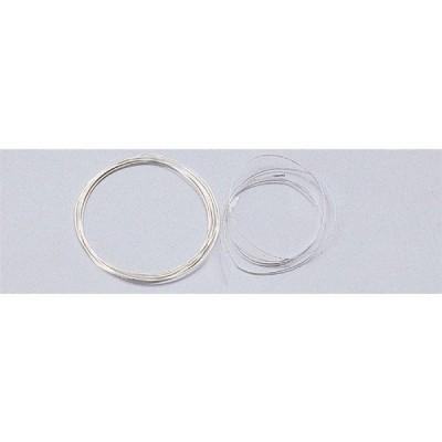 七宝用具 銀丸線 (φ0.5mmx1m) GT−2 送料無料