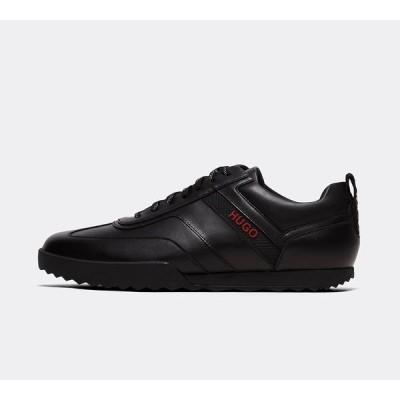 ヒューゴ ボス Hugo メンズ スニーカー シューズ・靴 matrix trainer Black/Black/Black