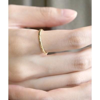 指輪 【YArKA/ヤーカ】silver925 roop  design ring [hio]/シルバー925ロープデザインリング[ヒオ]