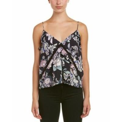 ファッション 衣類 Talulah Arcadia Floral Cami S Black