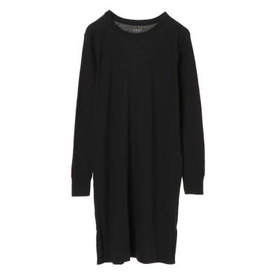 【Hanes】サーマルワンピースドレス