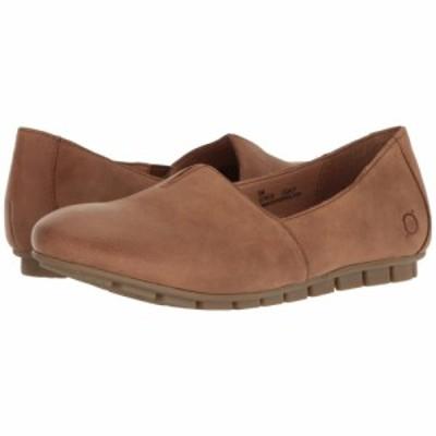 ボーン Born レディース ローファー・オックスフォード シューズ・靴 Sebra Biscotto Full Grain Leather