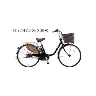 panasonic ViVi DX ビビ・DX BE-ELD636B3 オニキスブラック 26型 内装3段 北海道・沖縄・離...