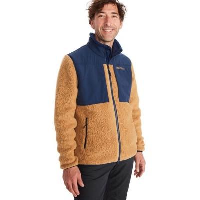 マーモット Marmot メンズ フリース トップス Wiley Fleece Jacket Scotch/Arctic Navy