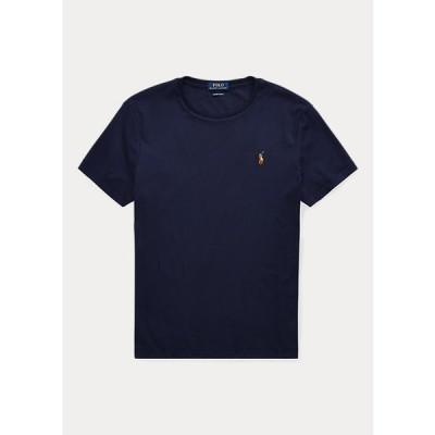 ポロ ラルフローレン メンズ Polo Ralph Laure Classic Soft Cotton T-Shirt Tシャツ 半袖 French Navy