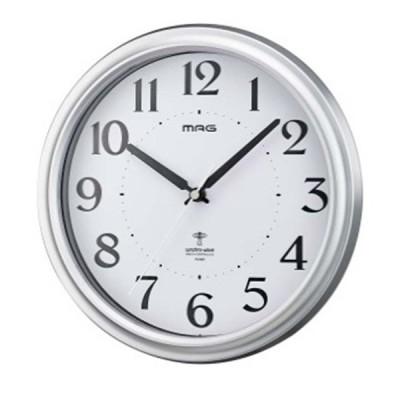 電波壁掛け時計 アストル W-649SM-Z ノア精密