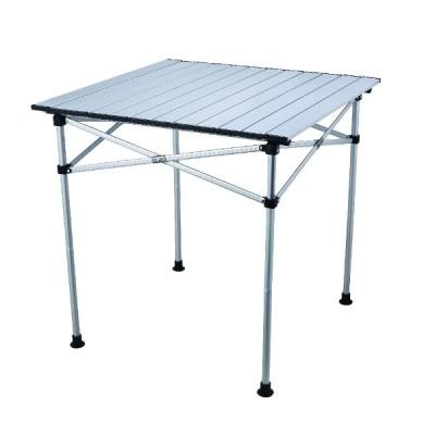 ナチュラルシーズン 軽量アルミロールテーブル Sサイズ
