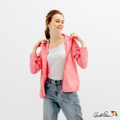 Arnold Palmer -女裝-包裹式防風輕薄外套-粉色