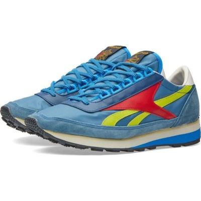 リーボック Reebok メンズ スニーカー シューズ・靴 Aztec OG Slate/Easy Blue/Batik Blue