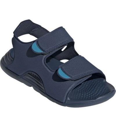 adidas(アディダス) SWIM SANDAL C マルチスポーツ シューズ FY6039 サンダル