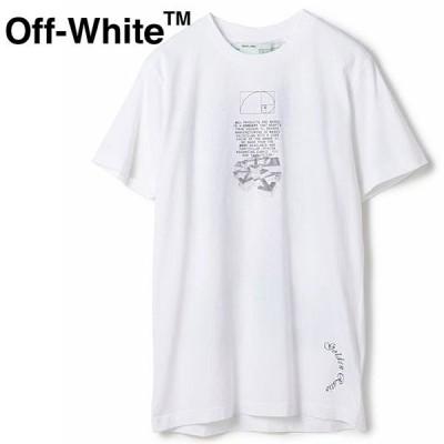OFF-WHITE オフホワイト DRIPPING ARROWS S/S OVER T-SHIRT Tシャツ ホワイト OMAR20-013 メンズ