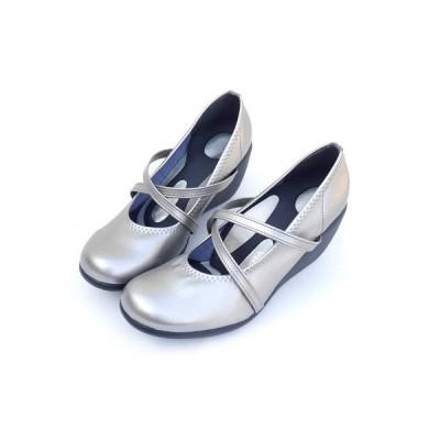 パンプス Re:getA 正しい姿勢 理想的な歩行快適な履き心地 (1Y-E) ウェッジソール  (1Y-E) TRGC-241