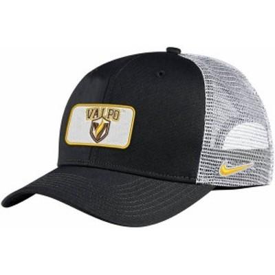 ナイキ メンズ 帽子 アクセサリー Nike Men's Valparaiso Classic99 Trucker Black Hat