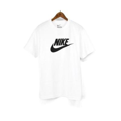 ネコポス送料無料 NIKE(ナイキ)Tシャツ フューチュラアイコン 半袖Tシャツ  891953  ショートスリーブ T-SHIRTS S/STEE ホワイト