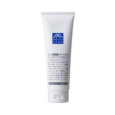 Mマーク(M-mark) アミノ酸補修トリートメント 洗い流すタイプ 無賦香 180g