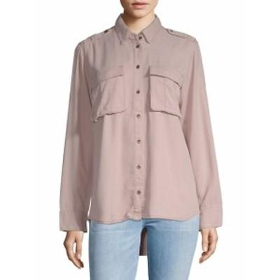 ピストーラ レディース トップス シャツ Hi-Lo Button-Down Shirt