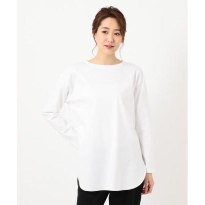 S size ONWARD(小さいサイズ) / レヤードTEE カットソー WOMEN トップス > Tシャツ/カットソー