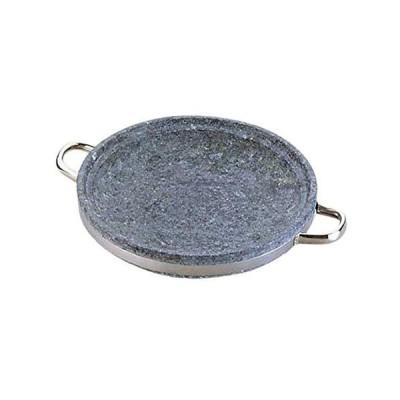 長水 石焼煮込み鍋 手付 YS-0330A 30cm/62-6795-58