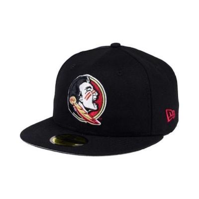 ニューエラ メンズ 帽子 アクセサリー Florida State Seminoles AC 59FIFTY Fitted Cap