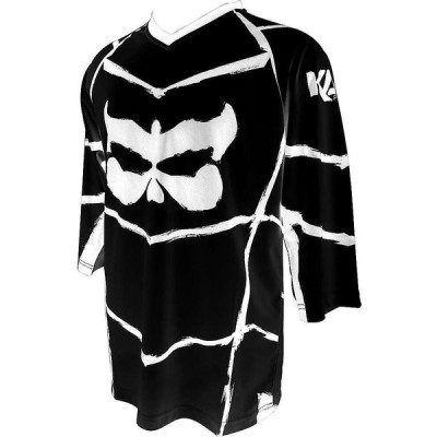 Kali メンズ トップス Protectives Chada Jersey Web-Black