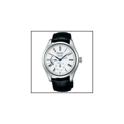 セイコー  プレザージュ 自動巻 手巻き付 時計 メンズ 腕時計  SARW035