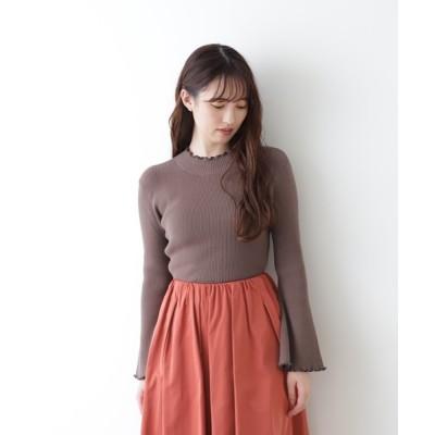 JILL by JILLSTUART / ◇リブベーシッククリスタルニット WOMEN トップス > ニット/セーター