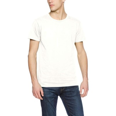 トラス Tシャツ SFT-106 メンズ オフホワイト 日本 XS-(日本サイズXS相当)