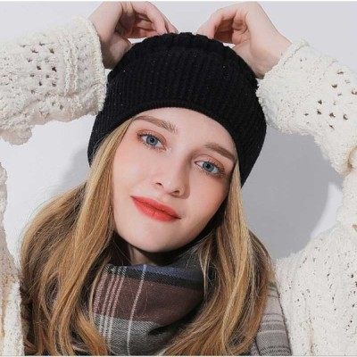 [Xth3] 冬用 スキー・登山・アウトドア 保温 耳覆い レディースメンズ 男女兼用 暖かい ファッション コットン ニット帽子