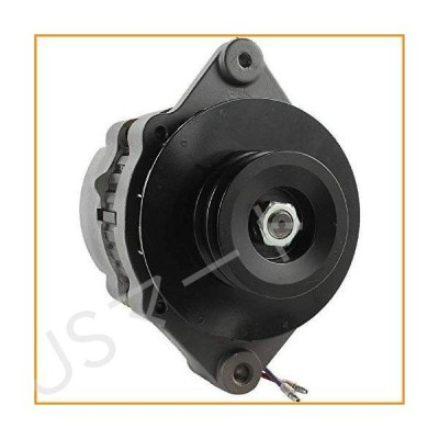DB Electrical 400-46032 New Alternator Compatible with/Replacement for Melroe & Mitsubishi Lift Truck Forklift, Caterpillar 91920-04200, TA0
