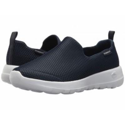 SKECHERS Performance スケッチャーズ レディース 女性用 シューズ 靴 スニーカー 運動靴 Go Walk Joy Navy/White【送料無料】