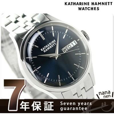 ポイント最大20倍 キャサリン ハムネット イングリッシュスリック KH20G5B64 日本製 腕時計