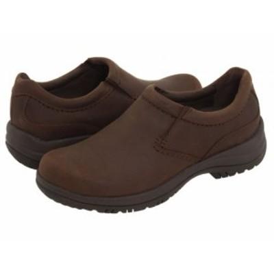 Dansko ダンスコ メンズ 男性用 シューズ 靴 ローファー Wynn Brown Distressed Leather【送料無料】