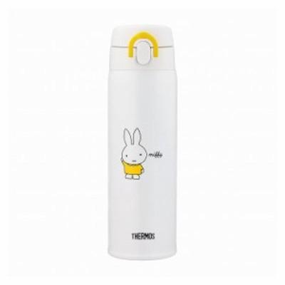 サーモス 調乳用ステンレスボトル JNX-501B YWH 0.5L イエローホワイト(ミッフィー)