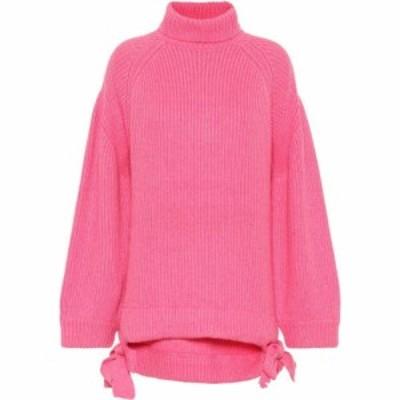 エラリー Ellery レディース ニット・セーター トップス Wallerian wool-blend sweater Pink