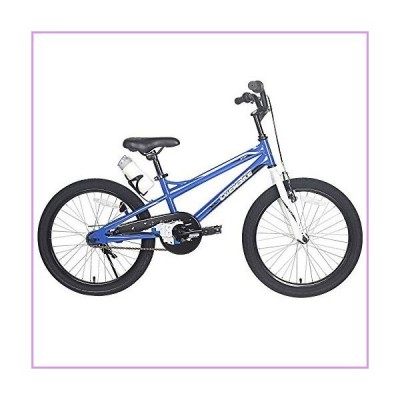 Sporty Kids Bike Stylish Boys and Girls Bikes Steel Frame 12-14-16-18-20 Inch with Training Wheels and Kickstand Water Bottle for Toddlers a